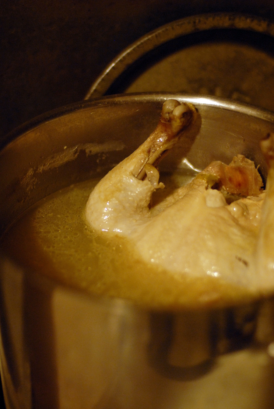Poached Chicken for Sunday Dinner. Then the rest of the week—covered ...