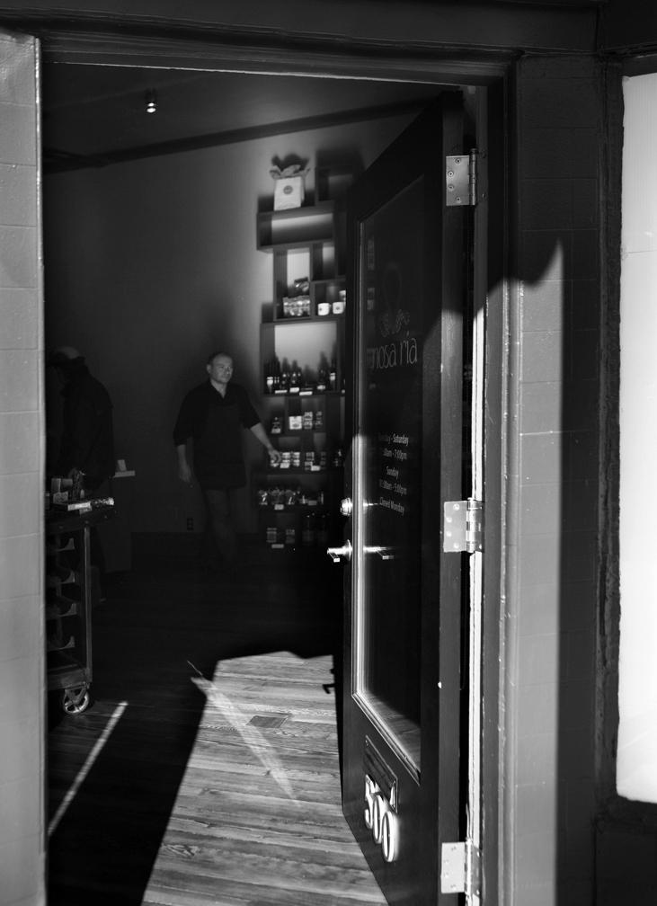 Spanish Food Store San Francisco